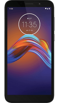 Motorola Moto E6 Play 32GB Black on Tesco Mobile
