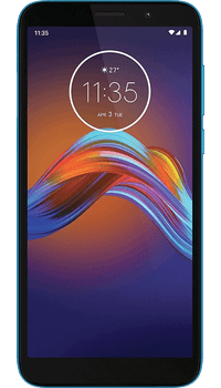 Motorola Moto E6 Play 32GB Blue on Tesco Mobile