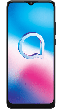 Alcatel 3X Black on Vodafone Upgrade