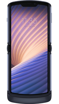 Motorola Razr 5G 256GB Polished Graphite