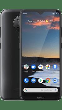 Nokia 5.3 Charcoal on EE Upgrade