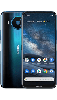 Nokia 8.3 5G Polar Blue