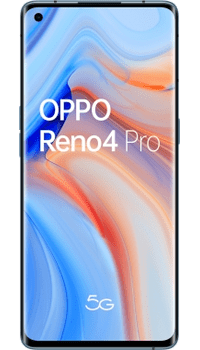 OPPO Reno4 Pro 5G 256GB Black on Vodafone