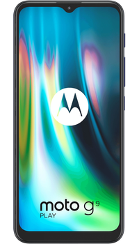 Motorola Moto G9 Play Blue
