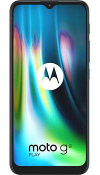 Motorola Moto G9 Play Green