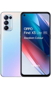 OPPO Find X3 lite 128GB Silver deals