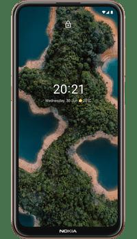 Nokia X20 5G Midnight Sun