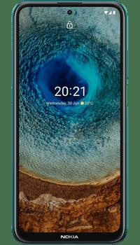 Nokia X10 5G 128GB Forest deals