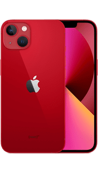 Apple iPhone 13 128GB (PRODUCT) RED deals