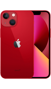 Apple iPhone 13 Mini 256GB (PRODUCT) RED deals