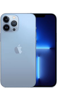 Apple iPhone 13 Pro Max 256GB Sierra Blue deals